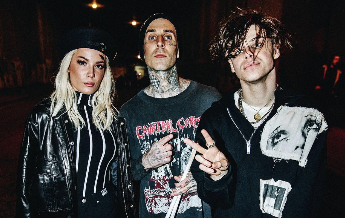 Alabama Car Tags >> Check Out Yungblud, Halsey + Travis Barker's Video For '11 Minutes' - News - Rock Sound Magazine
