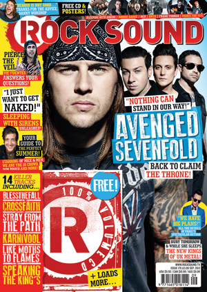 Rocksound - Issue 178 - September 13