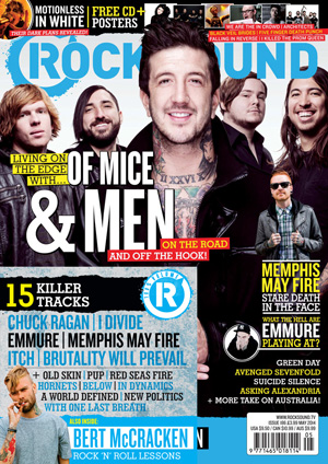 Rocksound - Issue 186 - May 2014