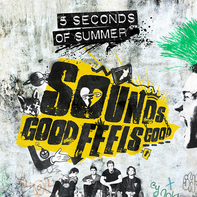 5 Seconds Of Summer - 'Sounds Good Feels Good' Cover