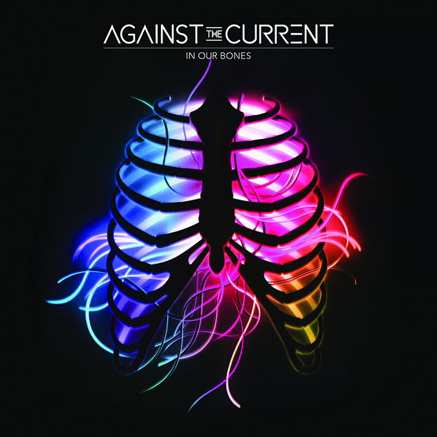AGAINST THE CURRENT – 'IN OUR BONES' Cover