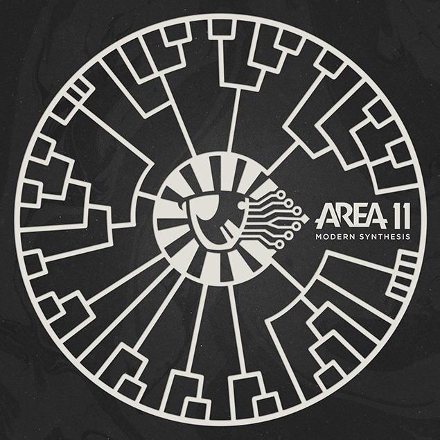 Area 11 – 'Modern Synthesis' Cover