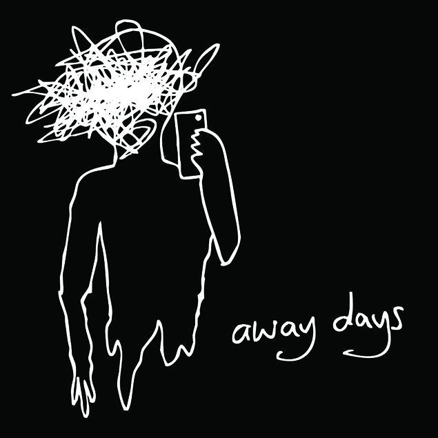 Away Days – 'Away Days' Cover