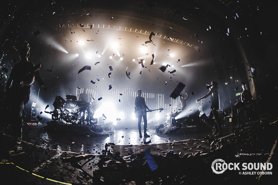 Bring Me The Horizon, Southampton Guildhall, October 31 // Photo credit: Ashley Osborn