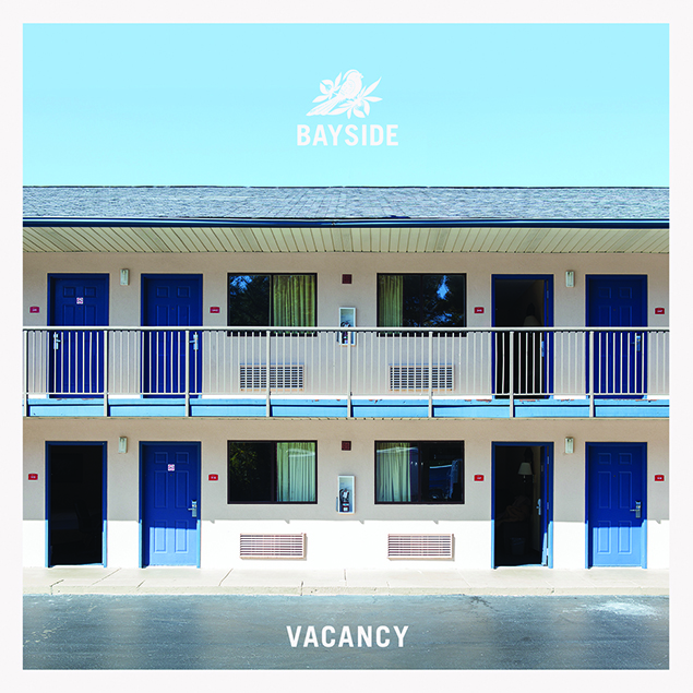 Bayside - 'Vacancy' Cover