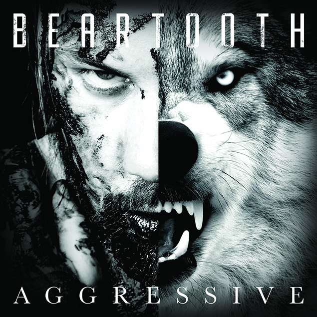 BEARTOOTH – 'AGGRESSIVE' Cover
