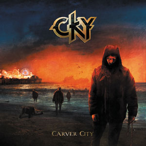 Cky - 'Carver City' Cover