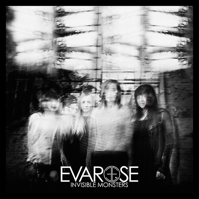 Evarose – 'Invisible Monsters' Cover