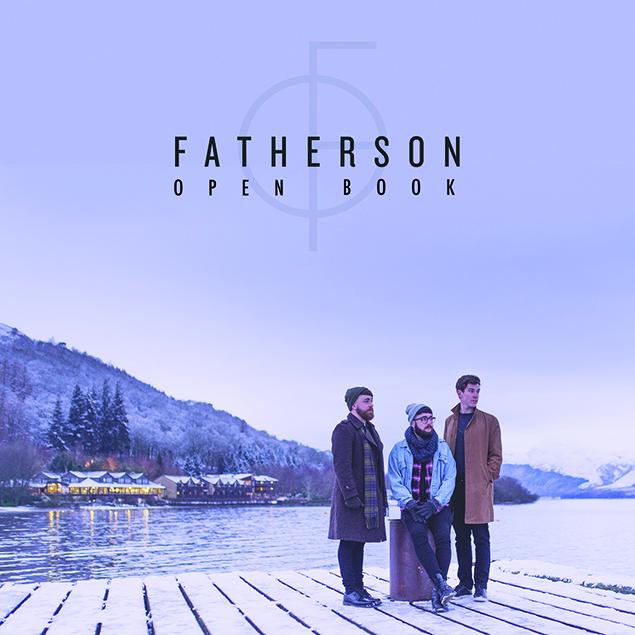 FATHERSON – 'OPEN BOOK' Cover