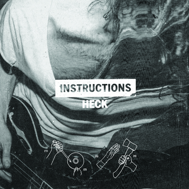 HECK - 'INSTRUCTIONS' Cover