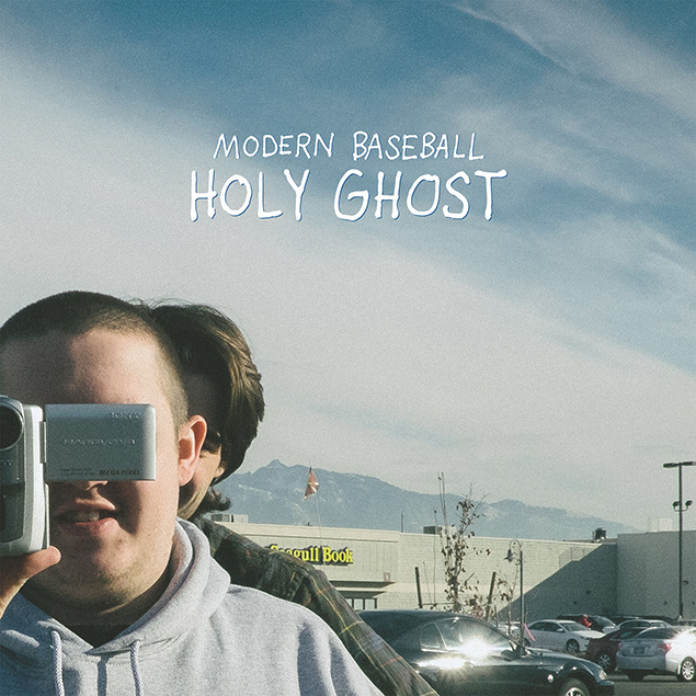 Modern Baseball – 'Holy Ghost' Cover