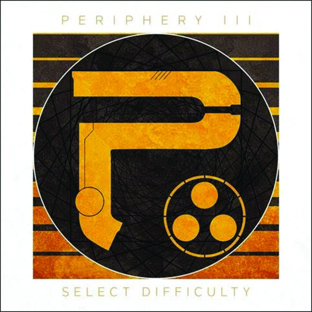 Periphery – 'Periphery III: Select Difficulty' Cover