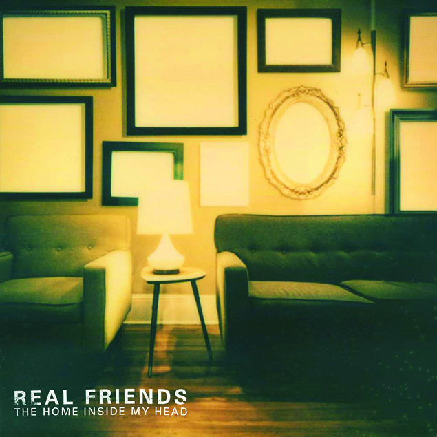 Real Friends – 'The Home Inside My Head' Cover