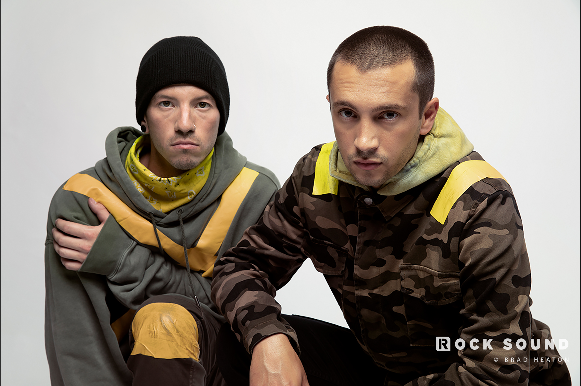 Twenty One Pilots Just Got Nominated For A 2020 American Music Award