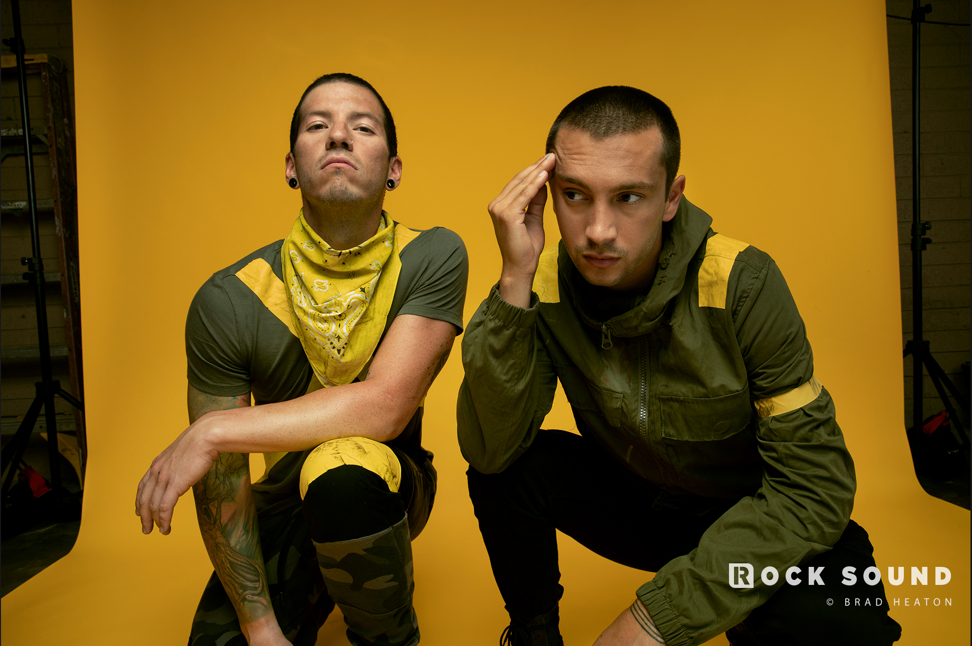 Twenty One Pilots Have Announced A One-Off Free Show