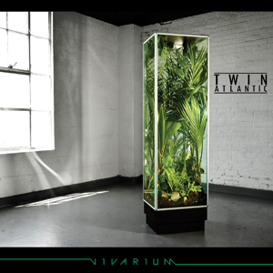 Twin Atlantic - 'Vivarium' Cover