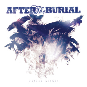 After The Burial - Wolves Within Cover