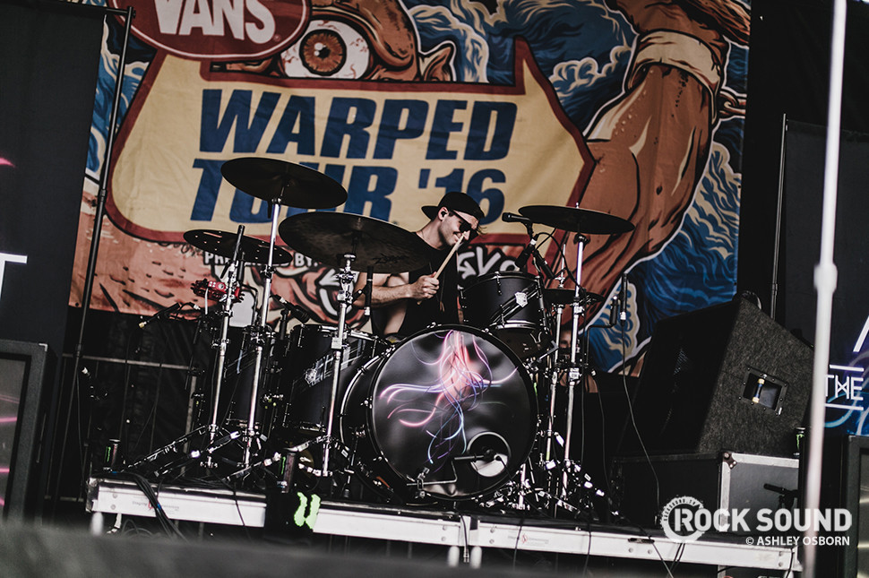 Against The Current, Vans Warped Tour 2016 // Photo credit: Ashley Osborn
