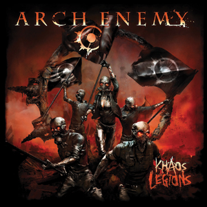 Arch Enemy - Khaos Legions Cover