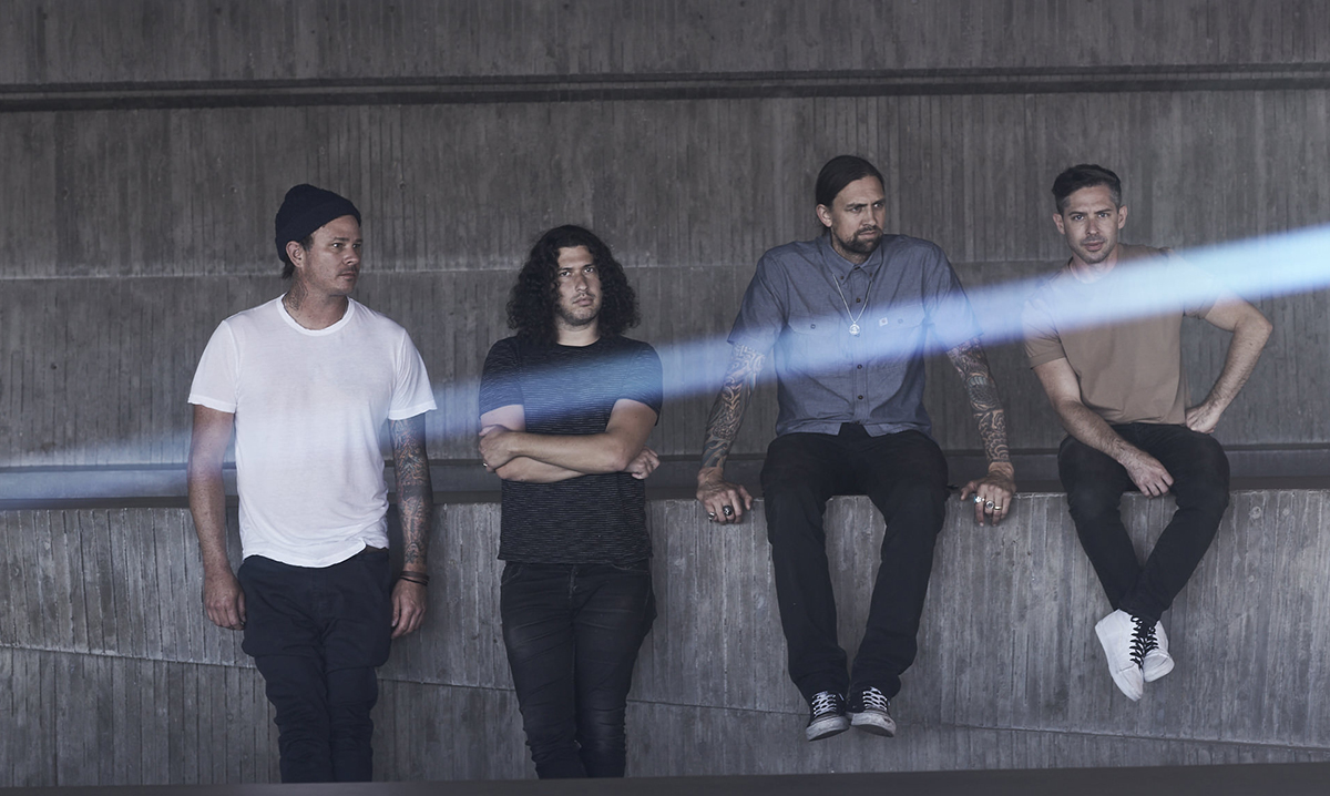 Angels & Airwaves Have Revealed The Details Of Their New Album 'LIFEFORMS'