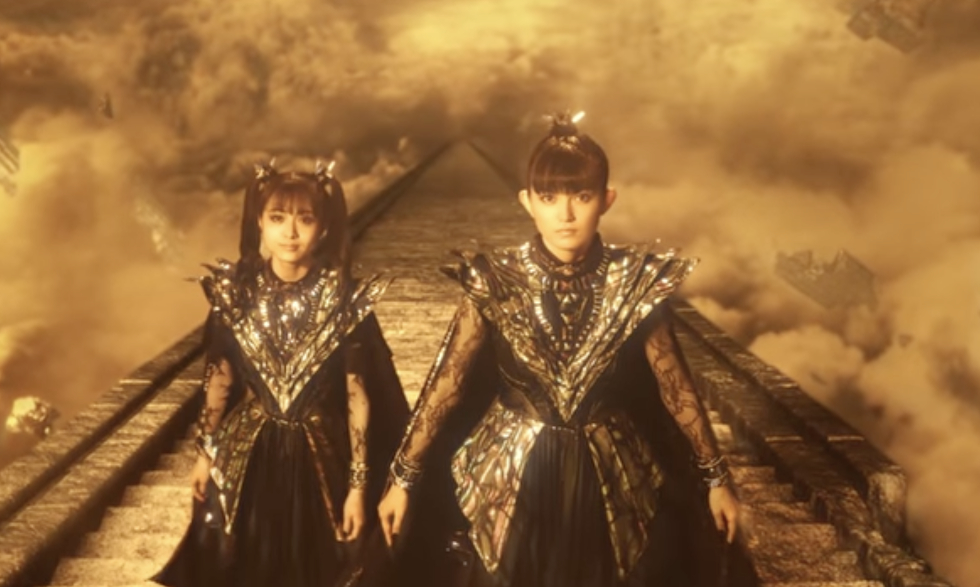 WATCH: BABYMETAL's Emotionally Stunning Video For 'The One'
