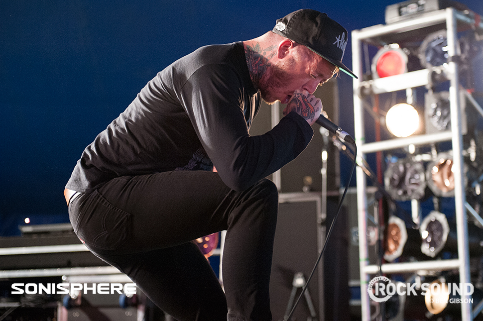 Krokodil at Sonisphere 2014. All photos by Ben Gibson.
