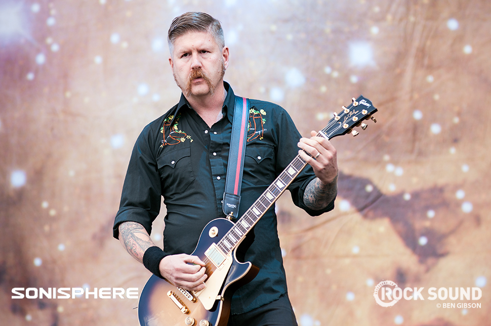 Mastodon At Sonisphere 2014. All shots by Ben Gibson.