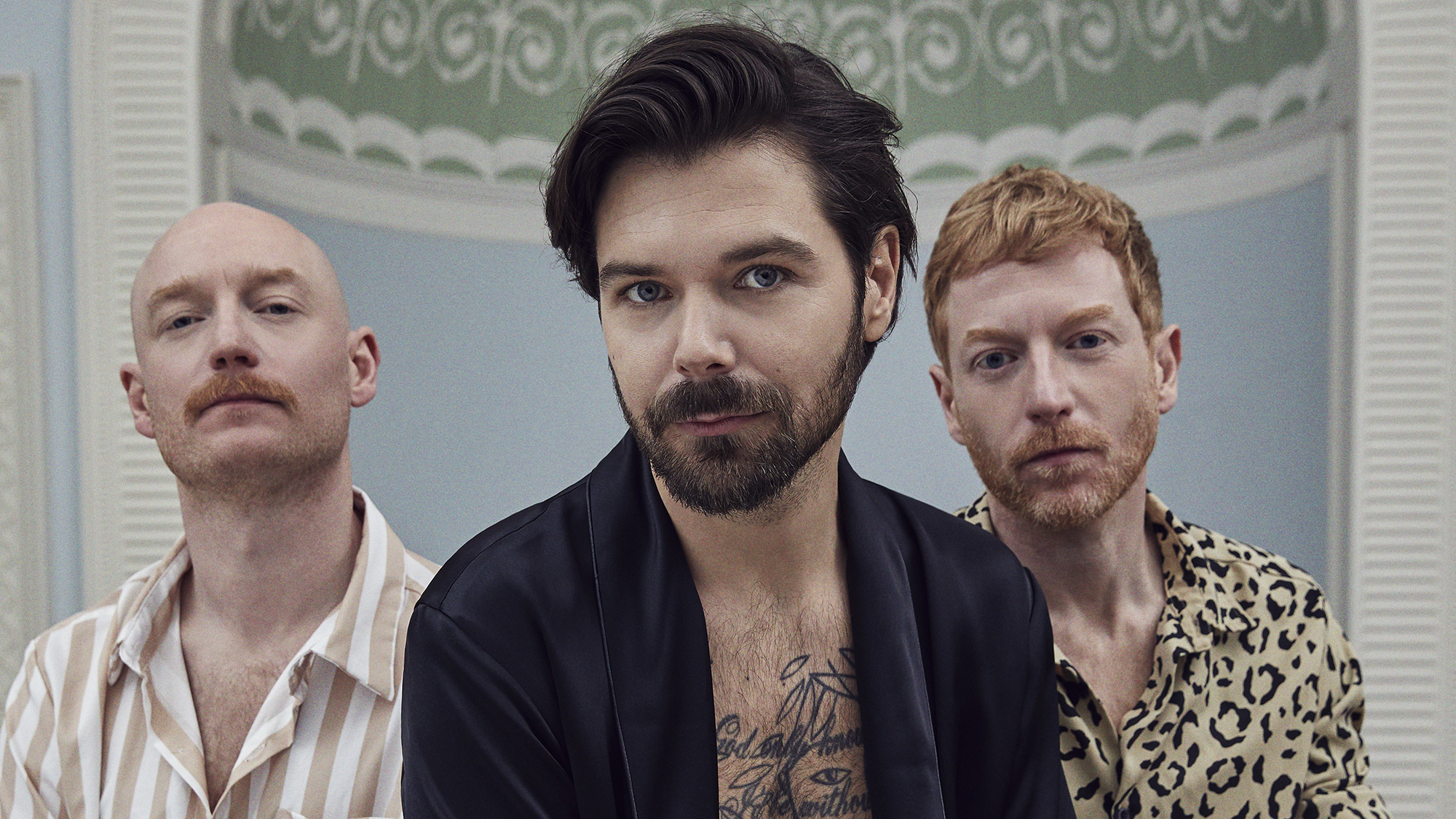 Biffy Clyro To Donate Proceeds From 'Space' To Arts Charity