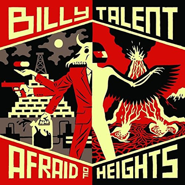 Billy Talent – 'Afraid Of Heights' Cover
