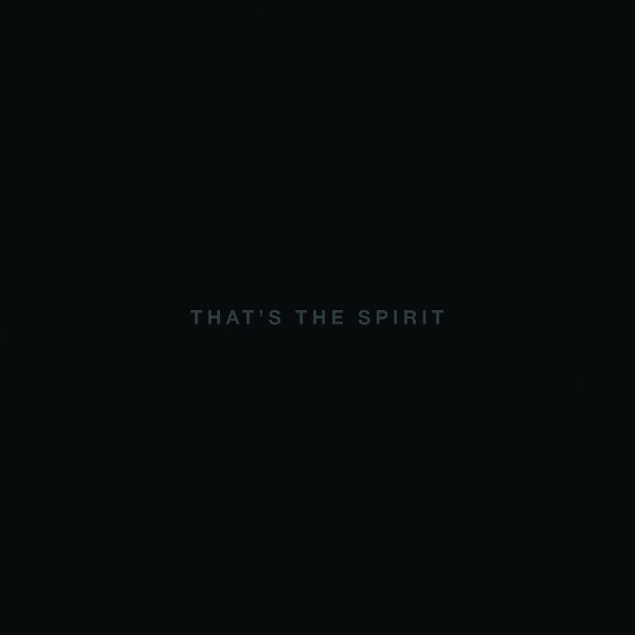 Bring Me The Horizon - That's The Spirit Cover