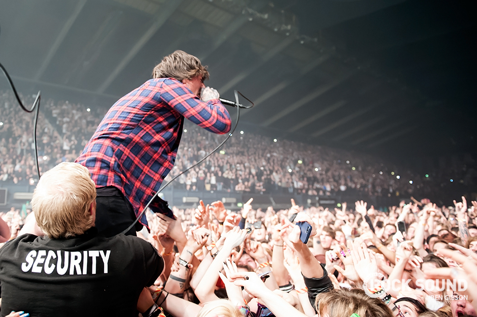 Ahh December. Not much happened, eh? Oh, wait, there *was* that Bring Me The Horizon show at Wembley Arena...