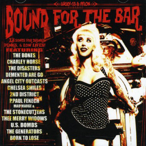 Various - Bound For The Bar Vol. 2 Cover