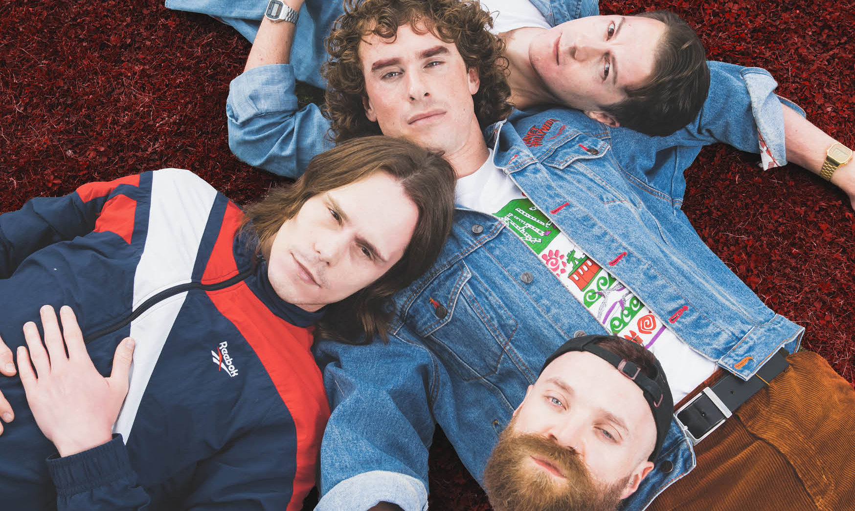 LISTEN: Don Broco's Raucously Vulnerable New Track 'Endorphins'