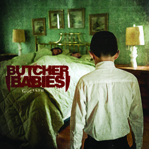 Butcher Babies - Goliath Cover