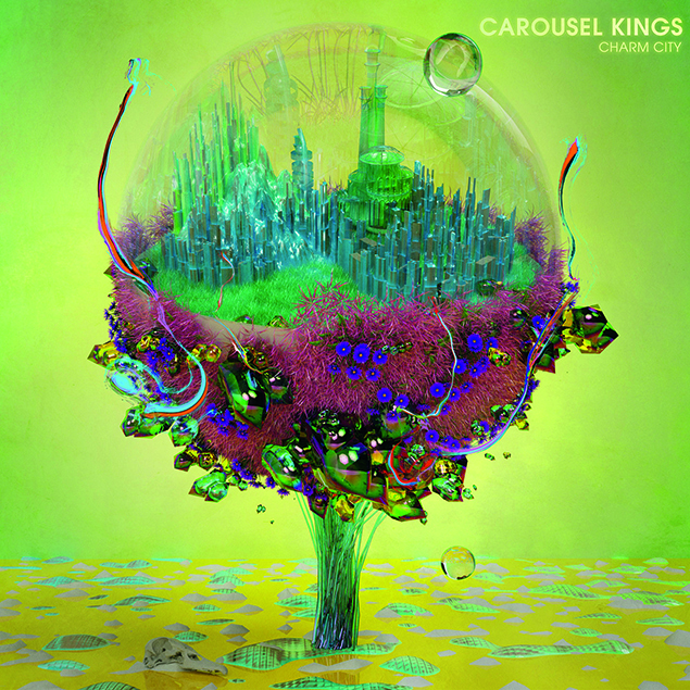Carousel Kings - 'Charm City' Cover