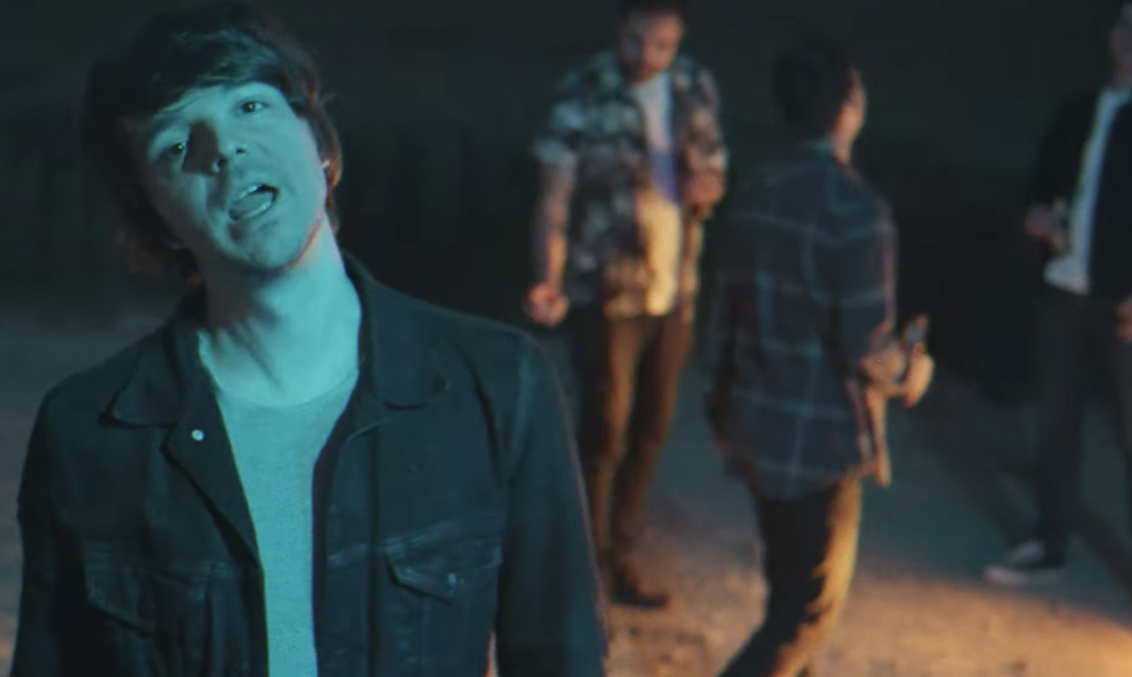WATCH: Chunk! No, Captain Chunk!'s Life-Affirming Video For 'Complete You'