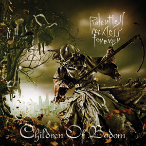Children Of Bodom - Relentless Reckless Forever Cover
