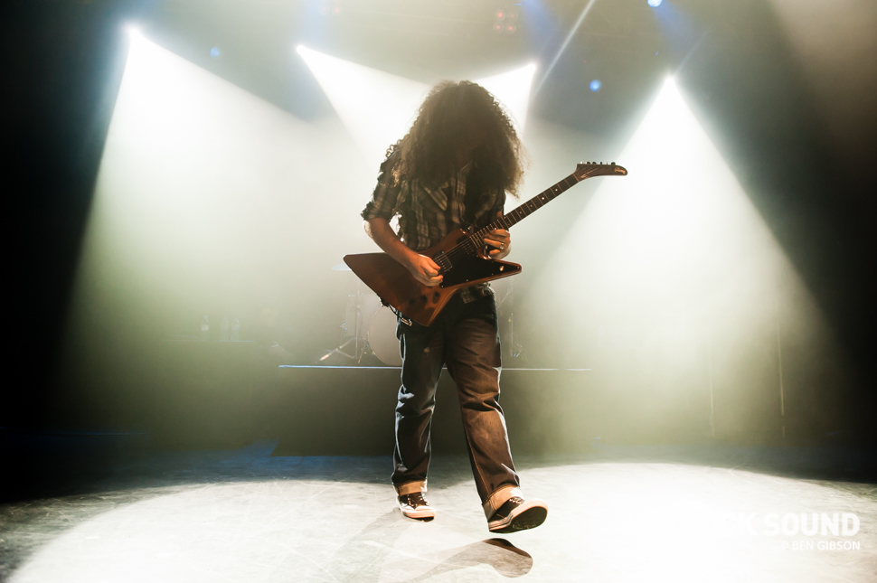 Coheed And Cambria, London Forum, February 02 // Photo credit: Ben Gibson
