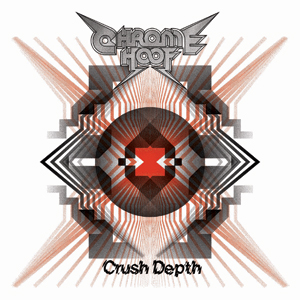 Chrome Hoof - Crush Depth Cover