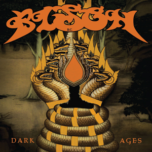 Bison B.C. - Dark Ages Cover