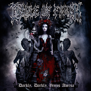 Cradle Of Filth - Darkly, Darkly, Venus Aversa Cover