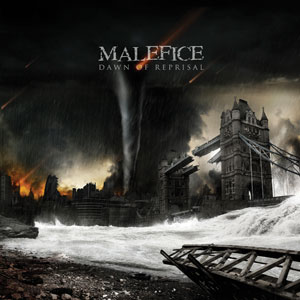 Malefice - Dawn Of Reprisal Cover