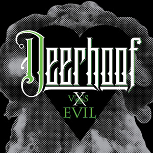 Deerhoof - Deerhoof Vs Evil Cover
