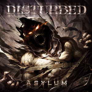 Disturbed - Asylum Cover