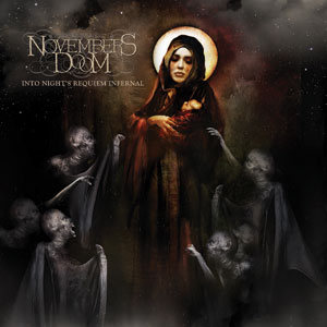 Novembers Doom - 'Into Night's Requiem Infernal' Cover