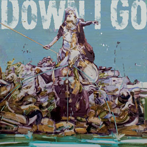 Down I Go - Gods Cover