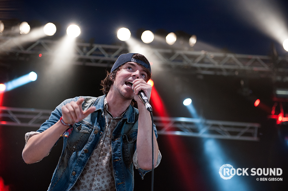Chunk! No, Captain Chunk!, Download Festival, June 13 // Photo credit: Ben Gibson