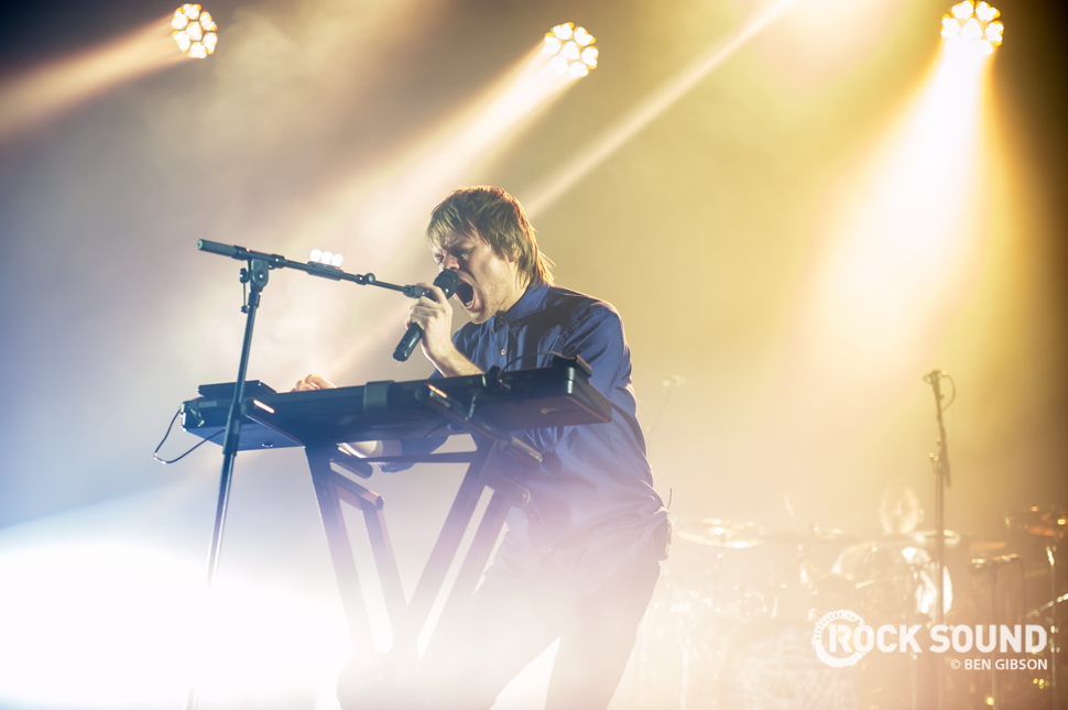 Enter Shikari, London Alexandra Palace, February 27 // Photo credit: Ben Gibson