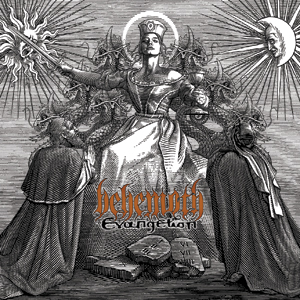 Behemoth - 'Evangelion' Cover