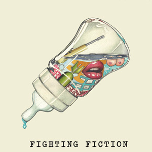 Fighting Fiction - Fighting Fiction Cover